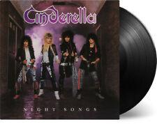 Cinderella - Night Songs [Used Vinyl LP] Holland - Import