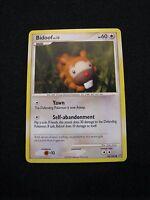 POKEMON CARD Bidoof Lv.13 HP60 54/100