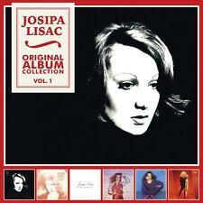 Josipa Lisac - Original Album Collection, vol 1.,  6 CD Set, Croatia