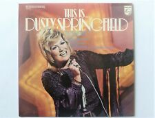 Dusty Springfield This Is Dusty Springfield LP Philips International 6382016 VG/