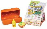 Grossery Gang Season 1 Surprise Packs Bundle of 5 by Moose Toys by Grossery Gang