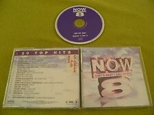 Now That's What I Call Music 8 - Israel Promo - Britney Spears t.A.T.u. Coldplay