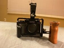 New listing Fujifilm X-T3 26.1Mp Mirrorless Camera (with 18-55mm Lens and SmallRig Cage)