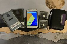 Samsung Galaxy S II SGH-T989 16GB White (T-Mobile) - Android 6 + Bundle