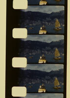 1960 Japan Kyoto Hong Kong Saigon Vietnam 400ft 8mm Travel Home Movies Film Vtg