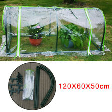 Gardening Greenhouse Frame Waterproof Transparent Tunnel Grow House Practical K1