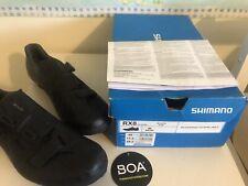 Shimano RX8 Black Eur 46 Cycling Shoes Brand New