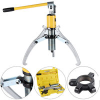 Removal Tool Set Universal Bearing Puller Hydraulic Pump Gear Hub New 15 Ton