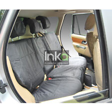 Range Rover Sport 2nd Row Set Inka Tailored Waterproof Seat Cover Grey