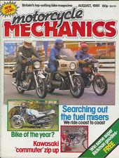 MCM 1980-08 Z1000H RD250LC GSX250  XJ650 GS450 Moto Guzzi Spada CB250RS H100A