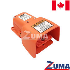 JLG 4360031 - NEW [OEM] JLG Foot Switch / Foot Pedal   (In Stock, In Canada!)