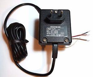 Genuine Siemens 220V Input, 16V~ 650mA 25V~ 100mA AC Power Adapter C39250-Z4-C18