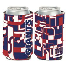 New York Giants Wincraft Nfl Xfit 12oz Can Coolie Free Ship