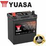 YBX3055 - BATTERIA AUTO YUASA 36AH 330A POSITIVO SX misure 187 X 127 X 227mm
