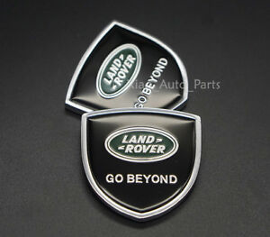 2 x Car Styling Sticker Refitting Auto Decal Decoration Fit for Land Rover