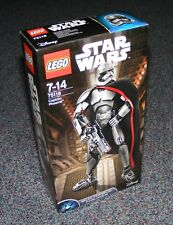 STAR WARS LEGO 75118 CAPTAIN PHASMA BUILDABLE FIGURE BRAND NEW SEALED