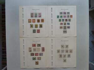 Berlin, Sammlung von 1948- 1971, unvollständig, anfänglich größere Lücken, gest.