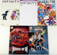 Variant Cover - Infinity / House of M - Marvel Panini - zur Auswahl
