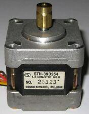 Bipolar Stepper Motor with Brass Collar - 200 Steps / Rev - NEMA 16 - 5 mm Shaft