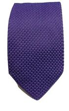 High Quality Men's Fashion Tie Knit Knitted Tie Slim Skinny Woven Pointed UK