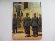Important Russian Art. Sotheby's, London. 28 may, 2012