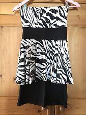 Brand New Women Ladies Bodycon Party Evening Dress Size 10