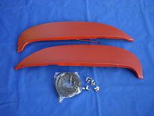 NEW 1964 Chevrolet Chevy Impala Bel Air Biscayne Metal Fender Skirt Pair