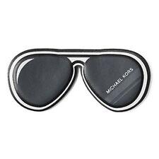 Michael Kors $15 Just Add Aviators Sunglasses Leather Sticker MK Logo Free Ship