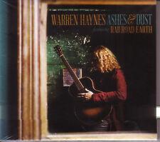 2 CD (NEU!) WARREN HAYNES - Ashes and Dust (Deluxe 5 Bonus Railroad Earth mkmbh