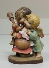"Anri - Ferrandiz 3"" Woodcarving ""The Helper"""