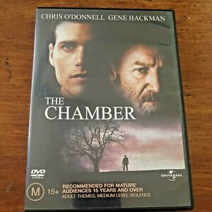 The Chamber DVD R4 Like New! – FREE POST
