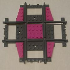 Custom Lego 90 Deg. Crossing / Crossover Track (pink) Power Function & RC Train