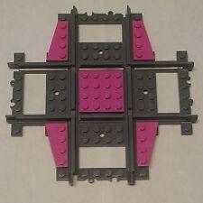 Custom Lego 90 Deg. Crossing / Crossover Track (pink) Power Function & RC Train