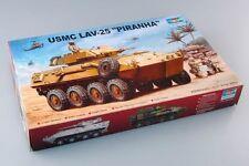 Trumpeter 00349 1/35 USMC LAV-25 Piranha