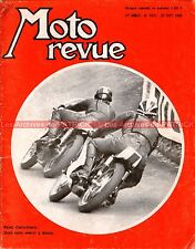 MOTO REVUE 1946 NORTON 750 Gus Kuhn SOLEX FLASH BMW R50 RENNSPORT BOL D'OR 1969