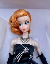 Midnight Glamour Barbie - Fashion Model Silkstone Doll - NRFB - Mint