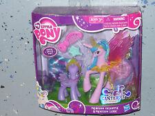 My Little Pony Target Exclusive Canterlot - Princess Celestia & Luna Fig 2 Pack
