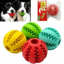 Everfriend Pet Dogs Toys Ball - Red - Super Fast Delivery