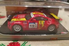 power slot nissan 350z - boxed and rare and scalextric compatiable