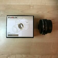 Fotodiox Pro Smart AF Lens Mount Adapter f/Canon EOS Lens to Sony E-Mount