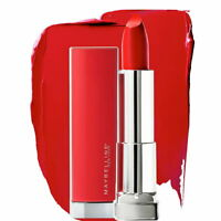 Maybelline Colour Sensational Made for All Lipstick 382 Red For Me - FREE SHIP