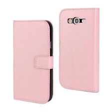 For Samsung Galaxy Crazy Horse Wallet Holster Flip Stand Case PU Leather Cover