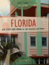 2020 Florida Real Estate Exam Manual for Sales Associates and Brokers 43rd Editi