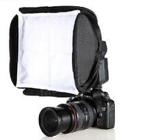 23cm Soft box Diffuser For Canon 5D II 650D 430EX 580EX II 550EX Flash SpeedLite
