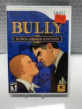 Brand New Bully Scholarship Edition (Nintendo Wii, 2008) Rockstar