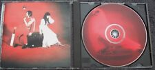 THE WHITE STRIPES Elephant ENGLAND XL CD Blues Rock Indie Duo Jack and Meg White