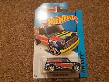 Hot Wheels 67 austin mini van hotwheels matcbox diecast jdm 1/64 long card