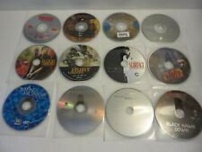 Lot Of 24 Action Dvd Movies Dicaprio Scarface Hurt Locker Tombstone 300 Sin City