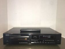 Vintage Denon DCD-520 PCM Technology Single Compact Disc Player With remote