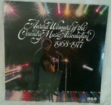 *SEALED LP AWARD WINNERS OF THE COUNTRY MUSIC ASSOCIATION 1968-1977 LP